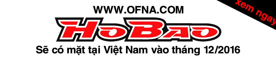 STORM RACER làm đại lý chính thức Thương hiệu HOBAO RACING HoBao_Comingsoon