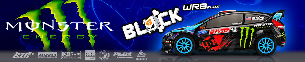 Ken Block 2013 GRC WR8 Flux