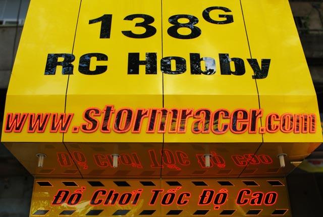 Địa chỉ Stormracer Hobby Stormracer-RC-Hobby