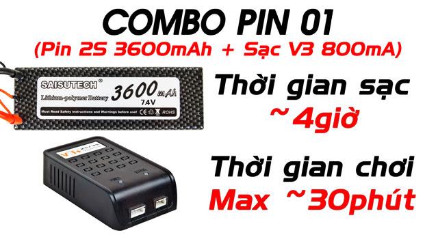 Combo Pin Lipo  và Sạc Lipo HOÀN HẢO cho xe điện 1/10 Combo-Pin-01