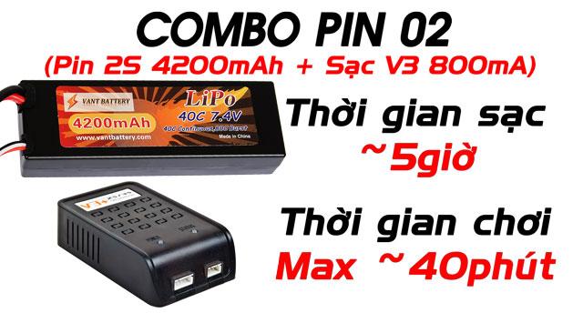 Combo Pin Lipo  và Sạc Lipo HOÀN HẢO cho xe điện 1/10 Combo-Pin-02