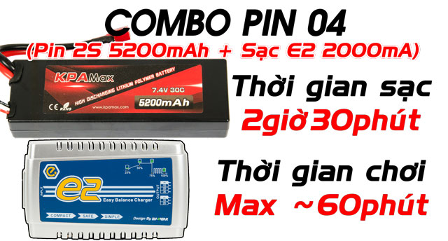 Combo Pin Lipo và Sạc Lipo HOÀN HẢO cho xe điện 1/10 Combo-Pin-04