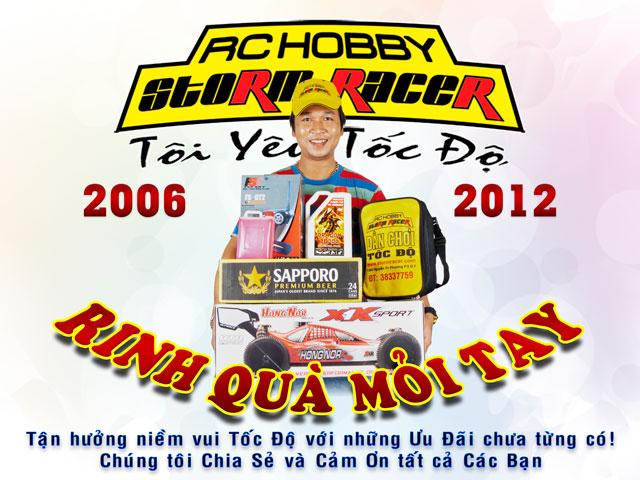 STORMRACER HOBBY Sinh nhật lần thứ 6 (08/2012) O8EABU5D