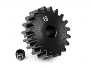 HPI Pinion Gear 19T (1M/5mm) #100918