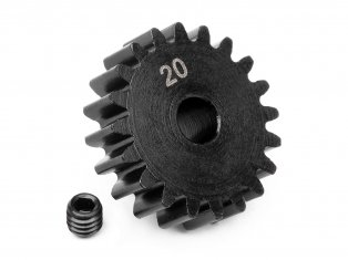 Pinion Gear 20T (1M/5mm) #100919