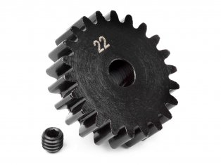 HPI Pinion Gear 22T (1M/5mm) #100921