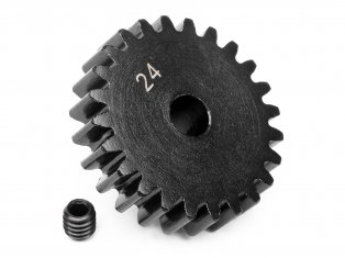HPI Pinion Gear (1M/5mm) 24T #102087