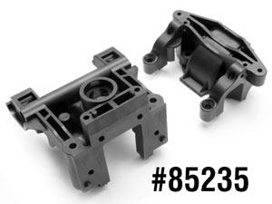 HPI Gear Box/Bulkhead #85235 For Savage (Set)