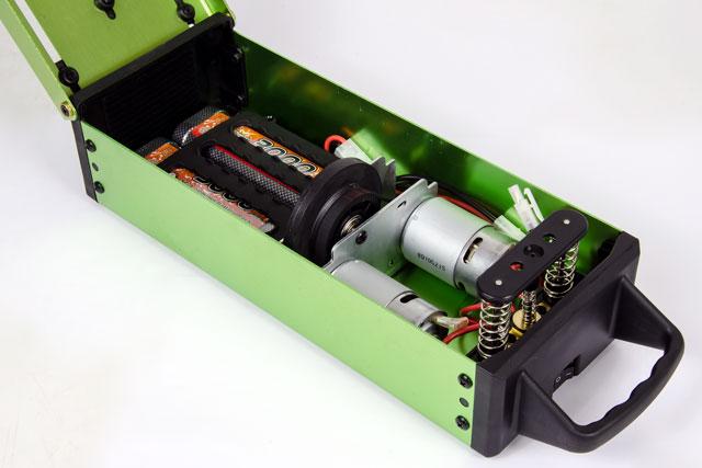 Đề Bàn 1/8 BSD Twin-Motor 775 Table Starter 006