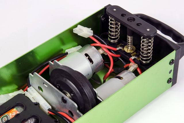Đề Bàn 1/8 BSD Twin-Motor 775 Table Starter 007