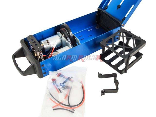 Đề Bàn 1/8 BSD Twin-Motor 775 Table Starter 009