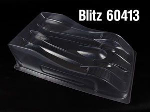 Body OnRoad 1/8 BLITZ #60413 (Dày 1.2mm)