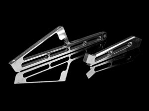 HongNor Bracer Set CNC XT-29-SR (Pair)