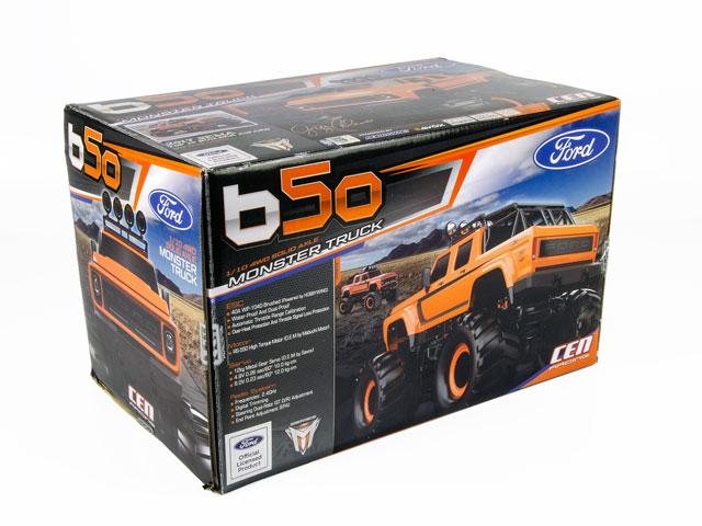 Cen-Racing Ford B50 1/10 Monster Truck 001