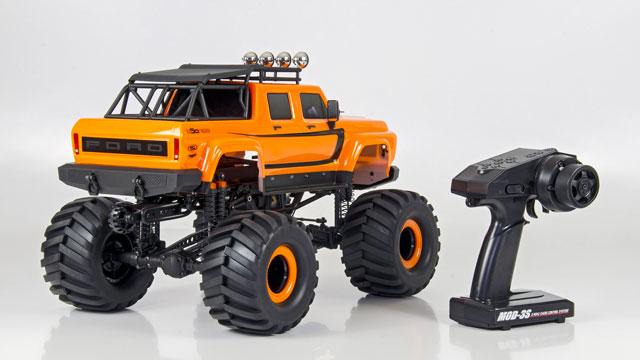 Cen-Racing Ford B50 1/10 Monster Truck 004