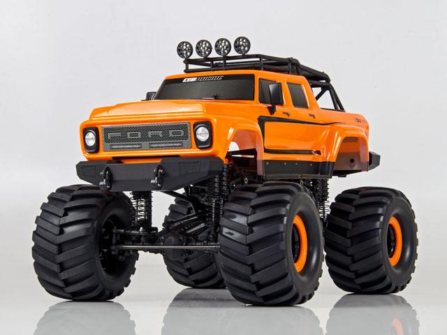 Cen-Racing Ford B50 1/10 Monster Truck 005