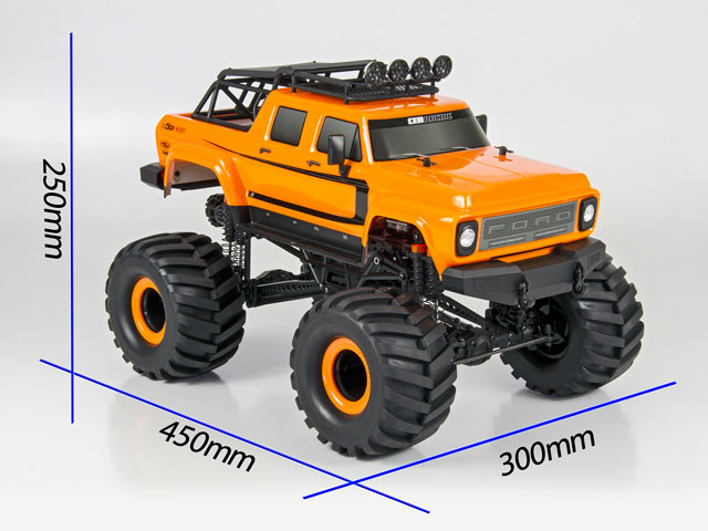 CEN-Racing FORD BRONCO B50 1/10 Monster USA 008