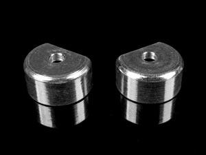 StormRacer CNC: Chụp nhôm bảo vệ đầu phuộc (2P)