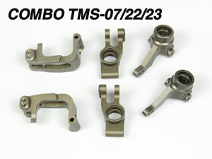 Combo Hongnor CNC Part TMS-07 & TMS-22/23