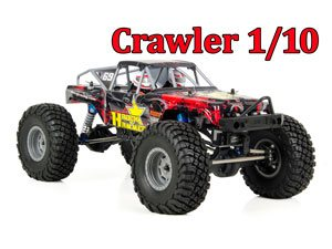 RGT Rock Hammer Crawler 1/10 Electric 25km/h 2.4G