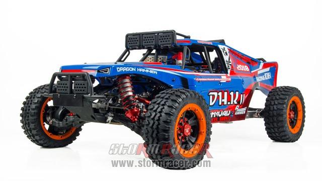 Super Truck DRAGON Hammer 34cc RTR (V.2) 016