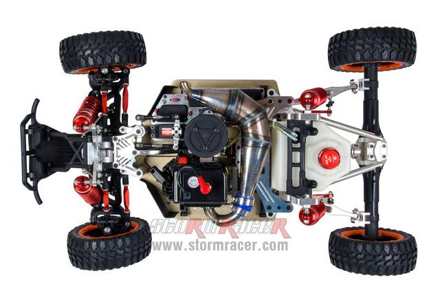 Dragon Hammer 34cc RTR 023