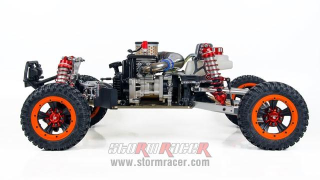 Dragon Hammer 34cc RTR 026