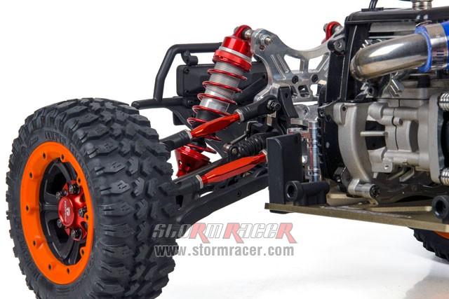 Dragon Hammer 34cc RTR 039