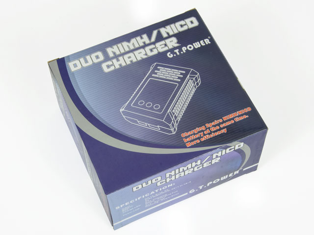 GT-Power Duo NiMH/NiCD 001