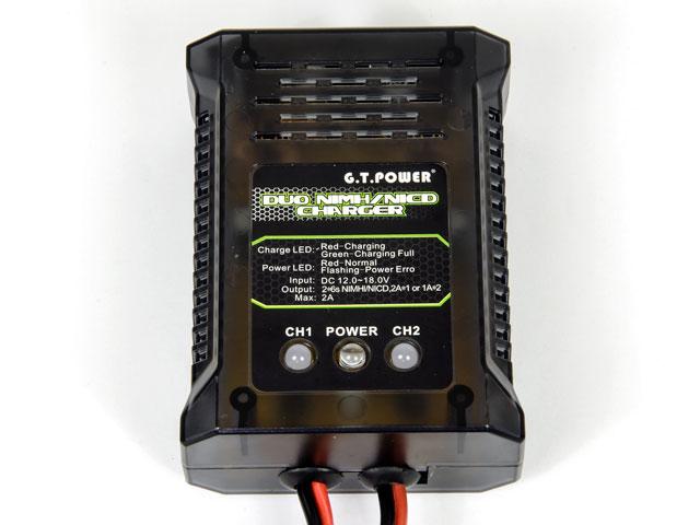 GT-Power Duo NiMH/NiCD 003