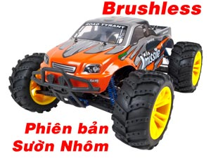 HBX Monster Truck 1/10 Brushless 2,4G