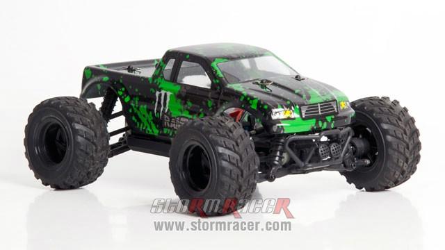 HBX RamPage 1/18 4WD Truck 005