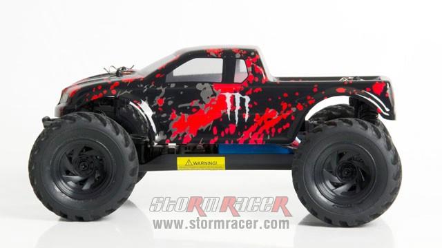HBX RamPage 1/18 4WD Truck 010