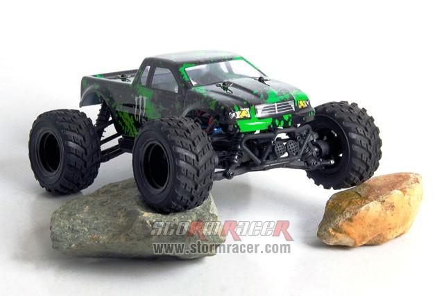 HBX RamPage 1/18 4WD Truck 016