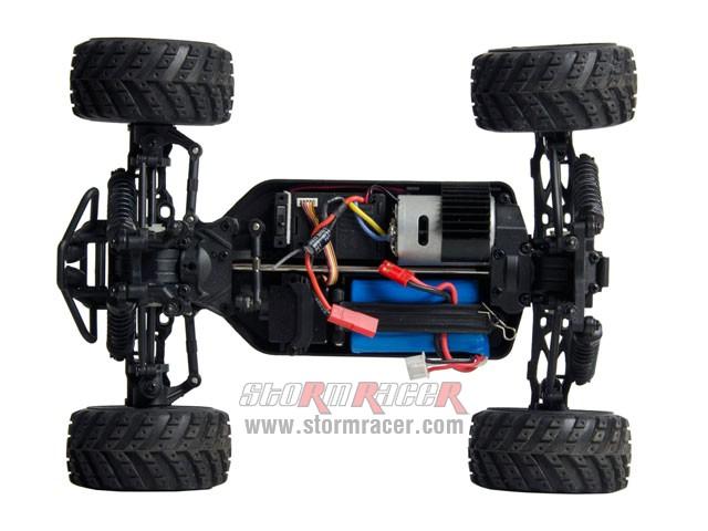 HBX RamPage 1/18 4WD Truck 018