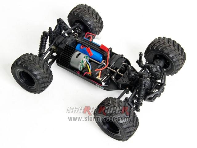 HBX RamPage 1/18 4WD Truck 019