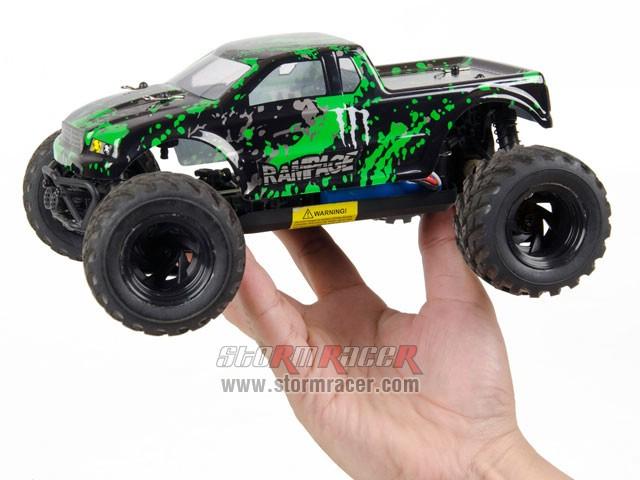 HBX RamPage 1/18 4WD Truck 021