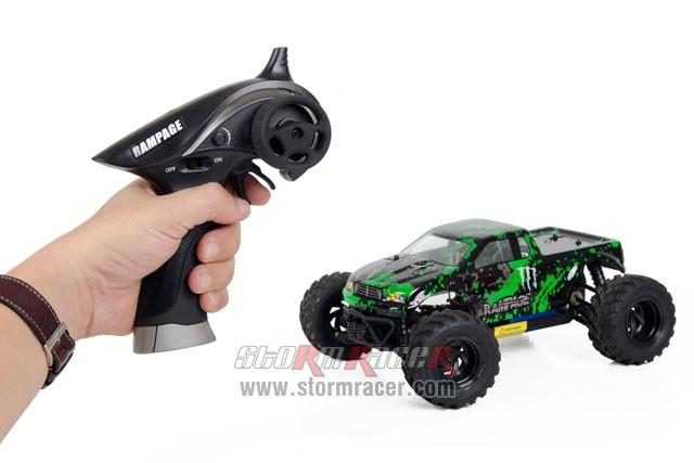 HBX RamPage 1/18 4WD Truck 022