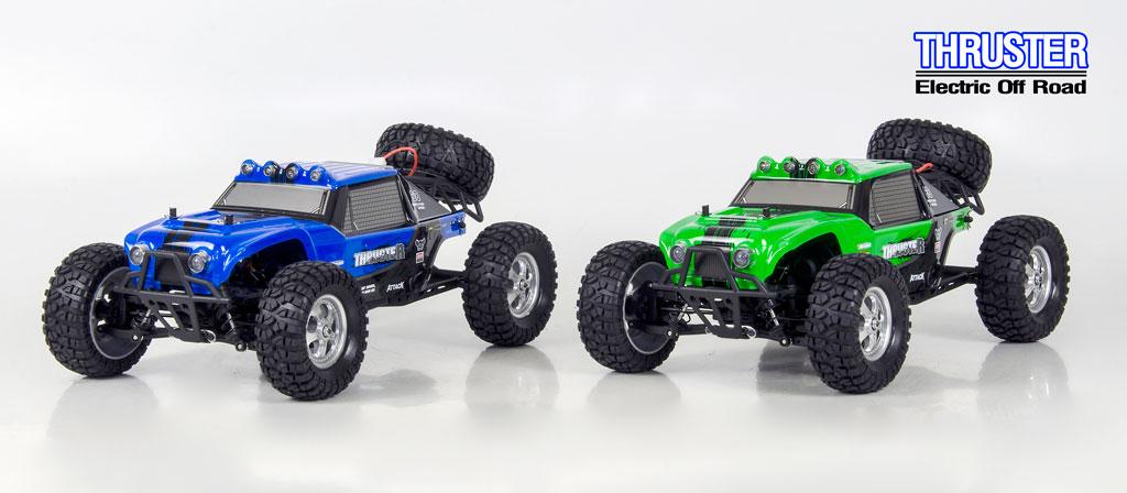 HBX 1/12 THRUSTER Speedy Truck 4WD (50km/h) 027