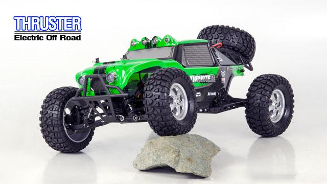 HBX 1/12 THRUSTER Speedy Truck 4WD (50km/h) 031