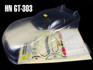 Hongnor 1/8 Body VIPER #GT-303 (Clear)