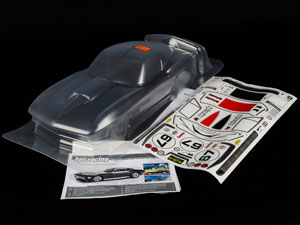 HPI 1/10 Body Chevrolet Corvette 1967 (200mm) #17526