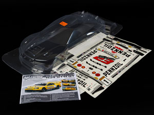 HPI 1/10 Body Nissan Skyline R34 GT-R (200mm) #7467