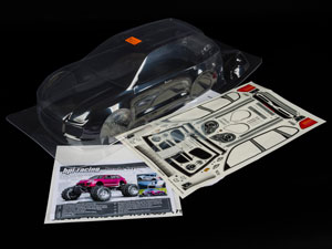 HPI 1/10 Body SUV Porsche Cayenne Turbo #17512