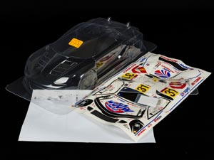 HPI 1/10 Body Toyota MR-S GT (200mm) #7466