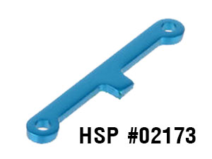 HSP 1/10 Suspension Arm Holder #02173
