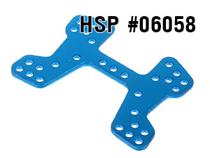 HSP 1/10 Front Shock Tower Buggy #06058
