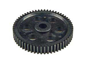 HSP 1/10 Diff Main Gear 58T #03004 (1P)