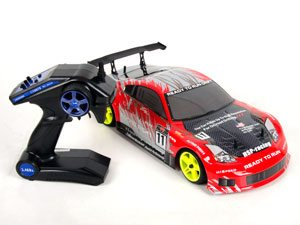 HSP Brushless Onroad 1/10 RTR 2,4G (90km/h)