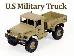 HengLong 1/16 US Military Truck 4WD (15km/h)